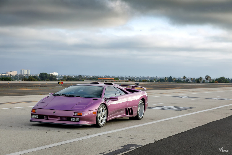 1994 Lamborghini Se 30 Jota One Of Only 28 Worldwide The Car Shrink